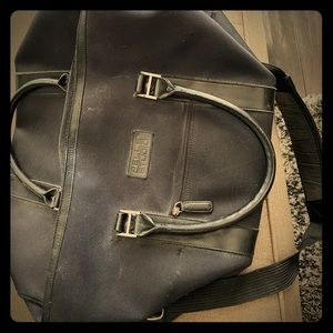 Pelle Studios leather duffel